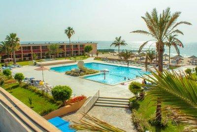 Отель Lou' Lou'a Beach Resort 3* Шарджа ОАЭ