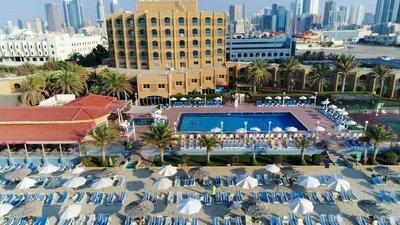 Отель Sharjah Carlton Hotel 4* Шарджа ОАЭ