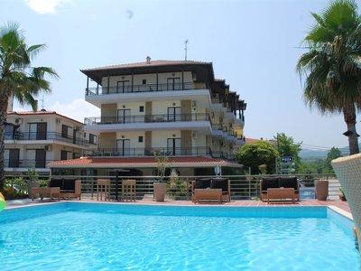 Отель Afrodite Hotel 3* Пиерия (Паралия Катерини) Греция