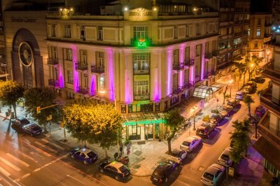 Отель Kinissi Palace 4* Салоники Греция