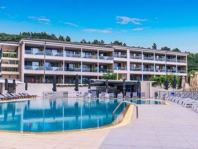 Отель Lagomandra Beach 4* Халкидики – Ситония Греция