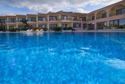 Отель Toroni Blue Sea Hotel & Spa 4* Халкидики – Ситония Греция