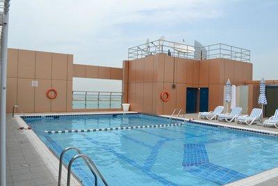 Отель Sheraton Khalidiya Hotel Abu Dhabi 4* Абу Даби ОАЭ