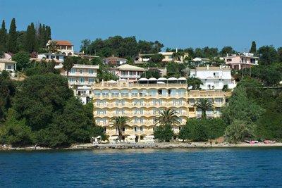 Отель Pontikonissi Hotel 2* о. Корфу Греция