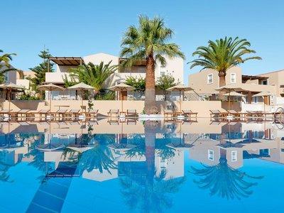 Отель Grand Leoniki Residence 4* о. Крит – Ретимно Греция