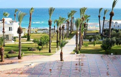 Отель Cosmos Tergui Club 2* Сусс Тунис