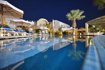 Отель Tamarix del Mar Suites 5* о. Санторини Греция