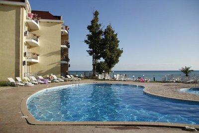 Отель Helios Hotel Balchik 3* Балчик Болгария