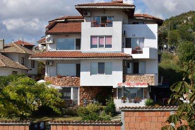 Отель Sunny-Viki House 2* Балчик Болгария