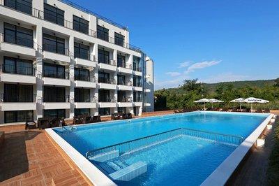 Отель White Rock Castle Suite Hotel 4* Балчик Болгария
