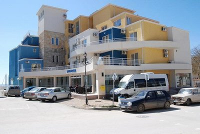 Отель Лотос 3* Балчик Болгария