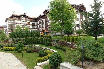 Отель Winslow Infinity Aparthotel 3* Банско Болгария