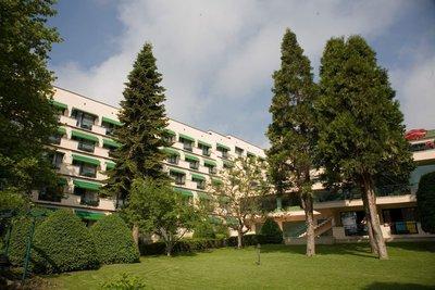 Отель Sunshine Magnolia Park 3* Золотые пески Болгария