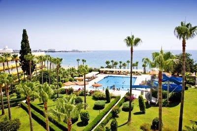 Отель Yalihan Aspendos Hotel 3* Алания Турция