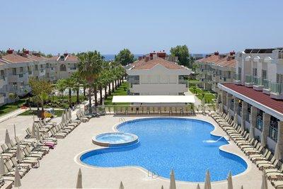 Отель Dream Family Club 4* Сиде Турция