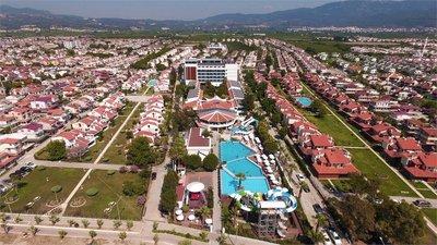 Отель Flora Garden Ephesus 5* Кушадасы Турция