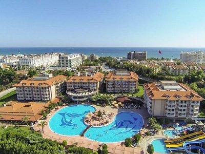 Отель Adalya Art Side 5* Сиде Турция