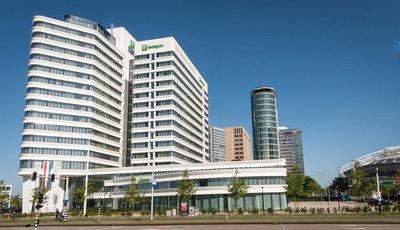 Отель Holiday Inn Express Amsterdam Arena Towers 3* Амстердам Нидерланды