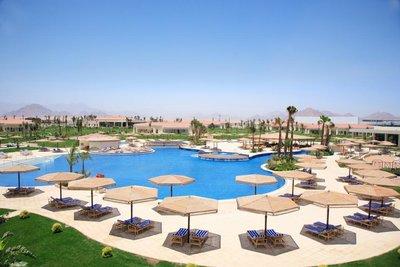 Отель Maritim Jolie Ville Royal Peninsula Hotel & Resort 5* Шарм эль Шейх Египет
