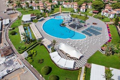 Отель Club Marco Polo hv1 Кемер Турция