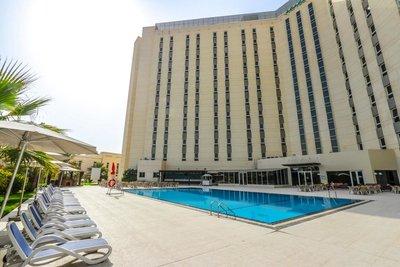 Отель Bin Majid Acacia Hotel & Apartments 4* Рас Аль-Хайма ОАЭ