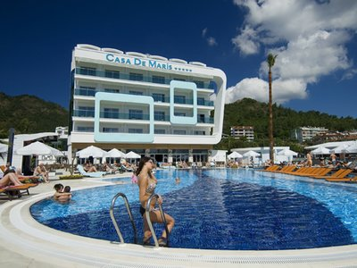 Отель Casa De Maris Spa & Resort Hotel 5* Мармарис Турция