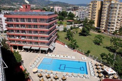 Отель Deha Hotel 3* Алания Турция