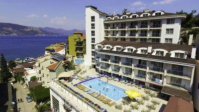 Отель Meric Hotel 4* Мармарис Турция