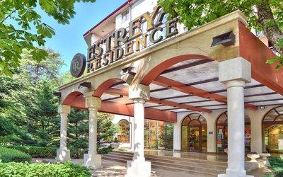 Отель Estreya Residence Hotel 4* Св. Константин и Елена Болгария