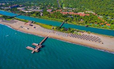 Отель Gloria Golf Resort 5* Белек Турция