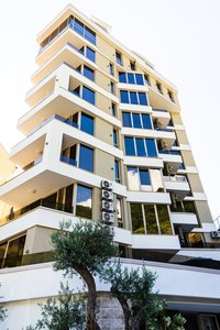 Отель Aura Obala Apartments 4* Рафаиловичи Черногория