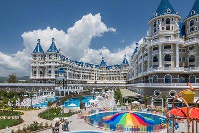 Отель Haydarpasha Palace 5* Алания Турция