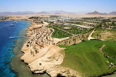 Отель Grand Oasis Resort 4* Шарм эль Шейх Египет