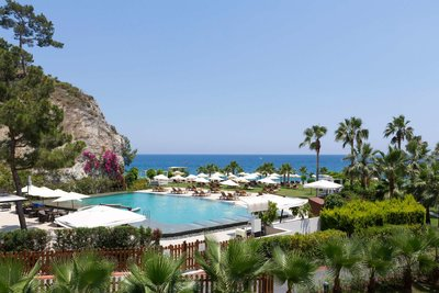 Отель Club Med Palmiye 4* Кемер Турция