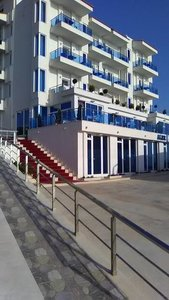 Отель ALER Holiday Inn Saranda Hotel 4* Саранда Албания