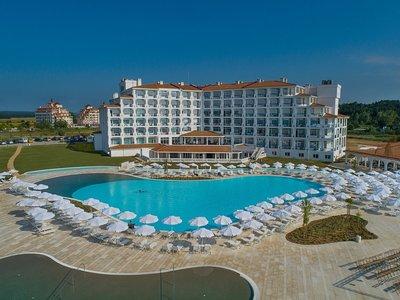 Отель Sunrise Blue Magic Resort 4* Обзор Болгария