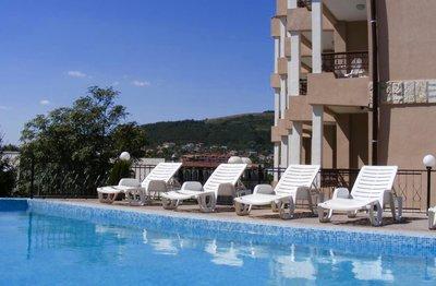 Отель Naslada Hotel 3* Балчик Болгария