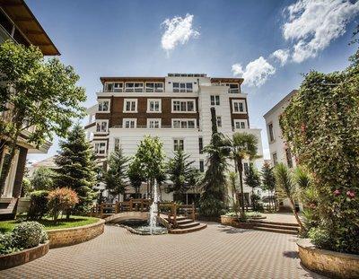 Отель Prestige Hotel 4* Тирана Албания