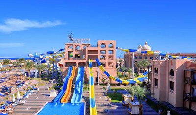 Отель Albatros Aqua Blu Resort Hurghada 4* Хургада Египет