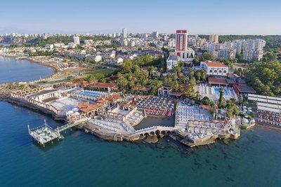Отель Club Hotel Sera 5* Анталия Турция