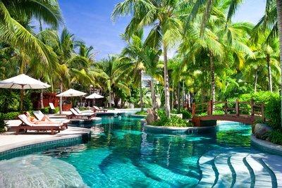 Отель Huayu Resort & Spa Yalong Bay Sanya 5* о. Хайнань Китай