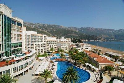 Отель Splendid Conference & SPA Resort 5* Бечичи Черногория