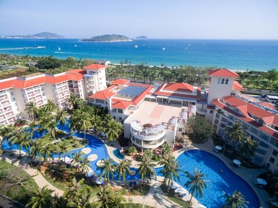 Отель Golden Palm Resort Yalong Bay 4* о. Хайнань Китай