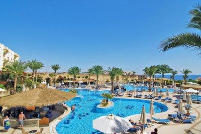 Отель Hilton Sharks Bay Resort 4* Шарм эль Шейх Египет