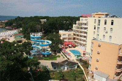 Отель Princess Residence Hotel 4* Приморско Болгария