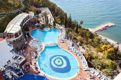 Отель Labranda Ephesus Princess 5* Кушадасы Турция