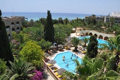 Отель Mediterranee Thalasso Golf Hotel 3* Хаммамет Тунис