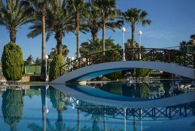 Отель Aloe Hotel 4* Пафос Кипр