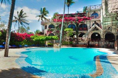 Отель Samaki Lodge & Spa 4* Занзибар Танзания