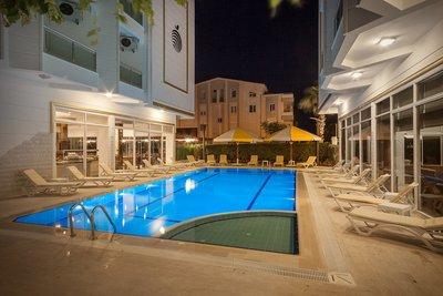 Отель Golden Orange Hotel 3* Анталия Турция